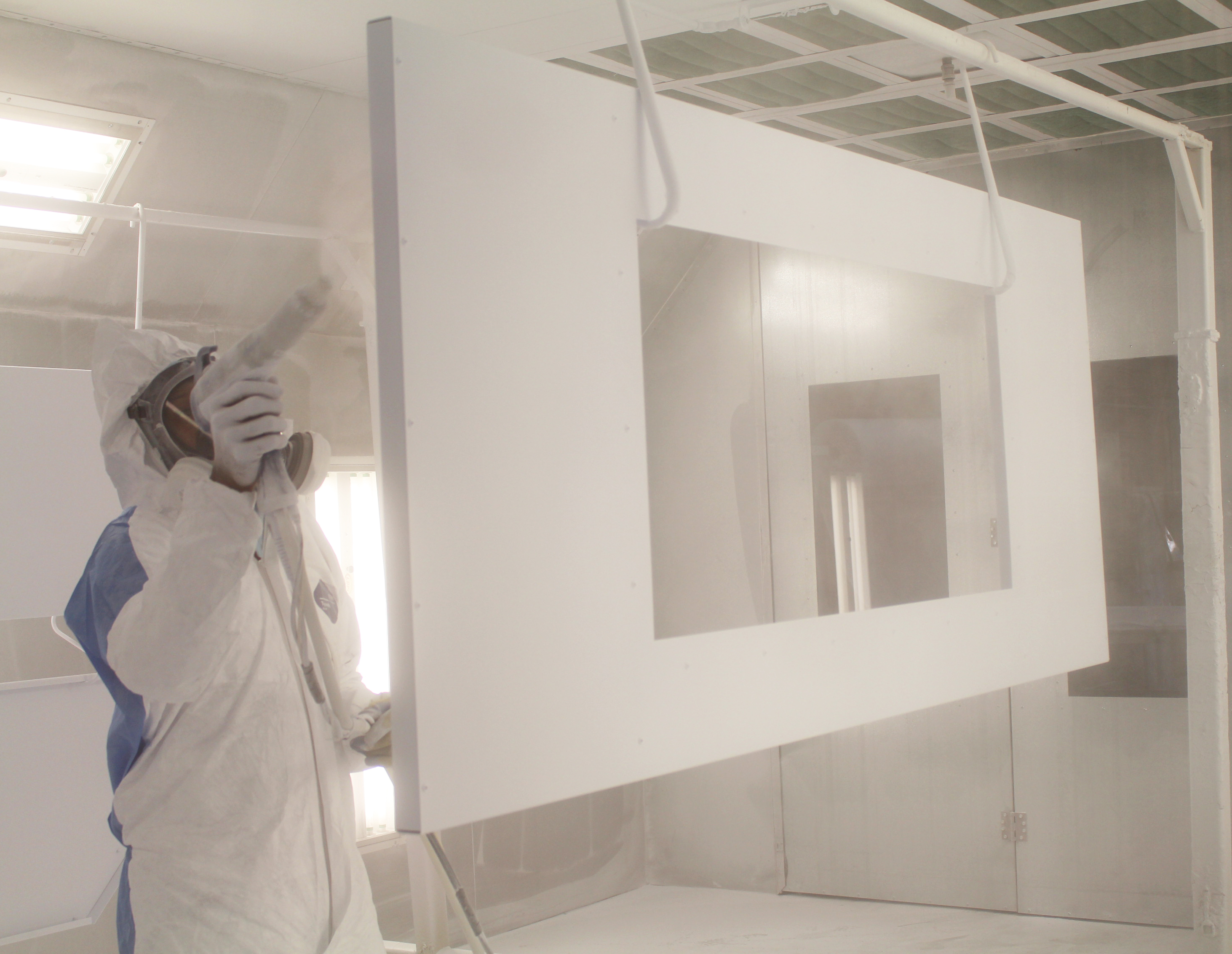 Buying A Paint Booth Is Easy Sort Of Paint Booths Com