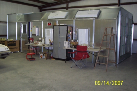Paint Booth Photo Gallery Paint Booths Com